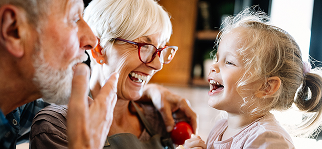 Grandparents – When Must You Pay Maintenance?