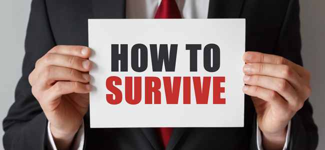 Your Website of the Month: 6 Ways for Your SME to Survive the Recession
