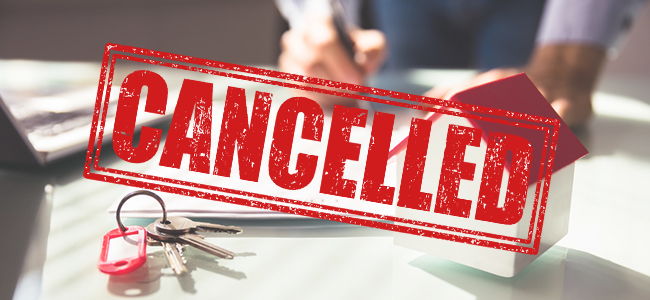What Happens If You Cancel Your Lease Early?
