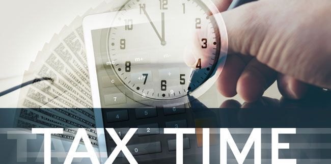 Your Website of the Month: What's Your New Tax Return Deadline?