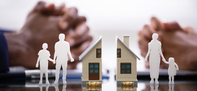 Who Gets the House on Divorce?