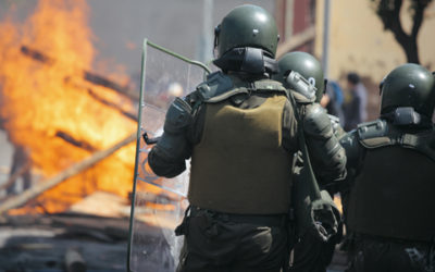 Violence and Looting – Can You Sue SAPS?