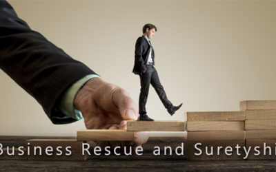 Directors, Creditors – Do Personal Suretyships Survive Business Rescue?